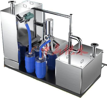 餐饮油水分离器,自动油水分离器