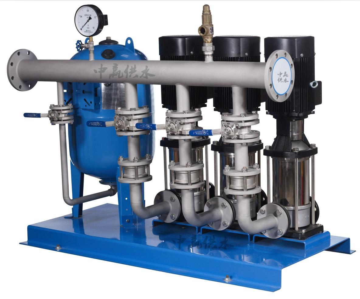 变频恒压给水设备_中赢供水-小区高层楼房
