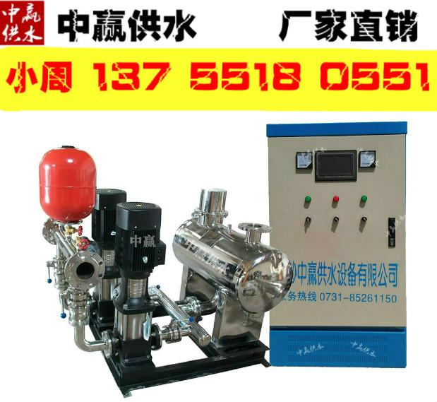 收购无负压变频调速给水设备价格/无负压变频调速给水设备原理