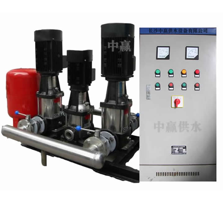 plc恒压贝博体彩系统实现贝博体彩自动恒压控制